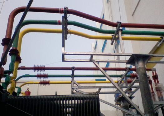 晋州铝镁合金管母线